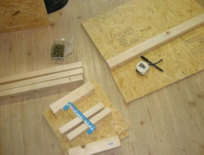 2009 3 4 1s 木工職人 日曜大工の道具もたくさんある