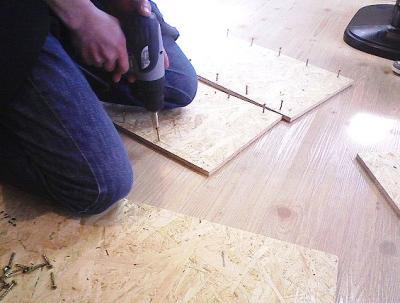 2009 3 4 3s 木工職人 日曜大工の道具もたくさんある