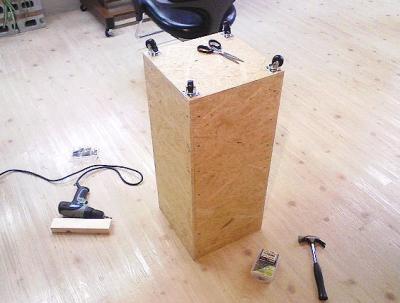 2009 3 4 5s 木工職人 日曜大工の道具もたくさんある