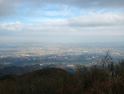 2010 12 2 7s 丹沢大山国定公園の大山に登った 2